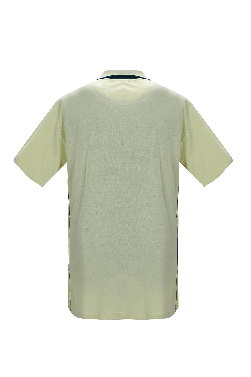 t恤侧面手绘线形图