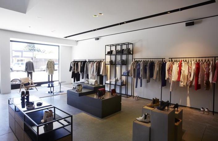 60平米服装店装修怎么显得大气