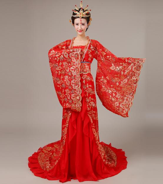 唐朝服饰_唐朝服饰是如何演变为宋代服饰的风格的?